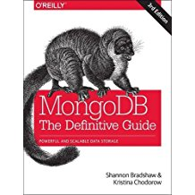 MongoDB: The Defintive Guide 3e