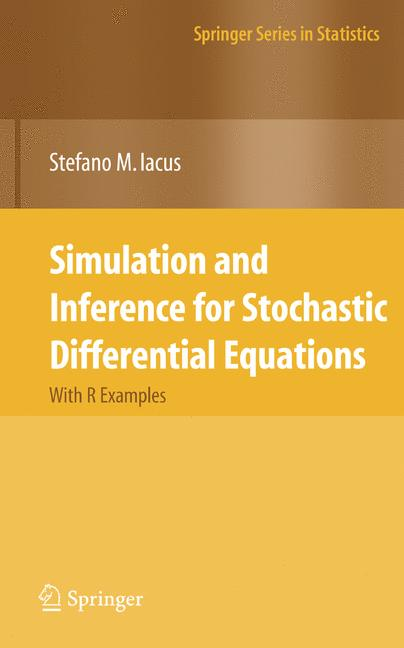 Simulation and Inference for Stochastic Differential Equations