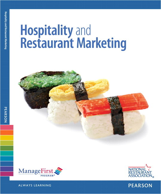 ManageFirst: Hospitality and Restaurant Marketing